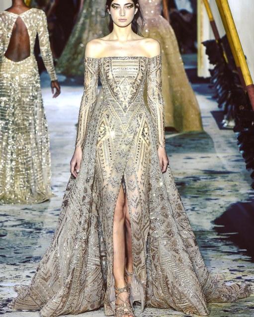 Zuhair Murad, Haute Couture, Spring/Summer2018
